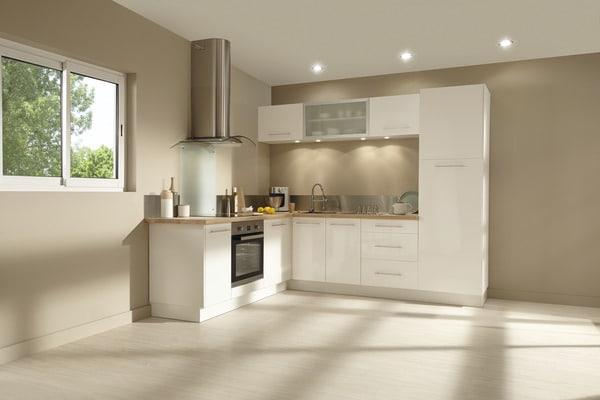 cuisine luna brico d p t. Black Bedroom Furniture Sets. Home Design Ideas