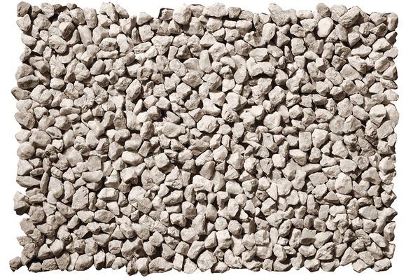Gravier calcaire de calibre 6 12 par 25 kg brico d p t for Prix gravier en vrac