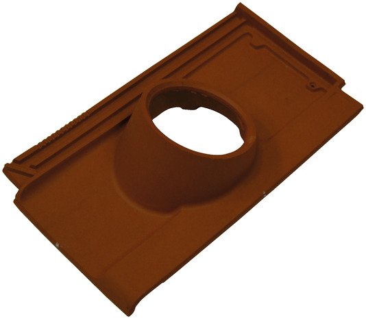tuile douille innova vienna rouge klinker ep 30 mm. Black Bedroom Furniture Sets. Home Design Ideas