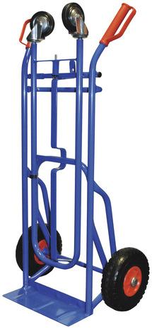 chariot diable professionnel transformable 3 en 1 brico d p t. Black Bedroom Furniture Sets. Home Design Ideas