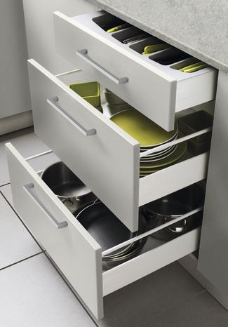kit tiroir casserolier amazing trendy meuble bas cuisine tiroirs best of meuble de cuisine. Black Bedroom Furniture Sets. Home Design Ideas