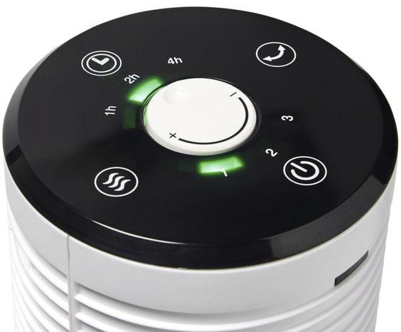 ventilateur colonne avec t l commande 45 w brico d p t. Black Bedroom Furniture Sets. Home Design Ideas