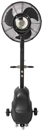 ventilateur brumisateur d 39 ext rieur 50 cm brico d p t. Black Bedroom Furniture Sets. Home Design Ideas