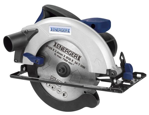 circulaire 1200 w - 185 mm - energer - brico dépôt