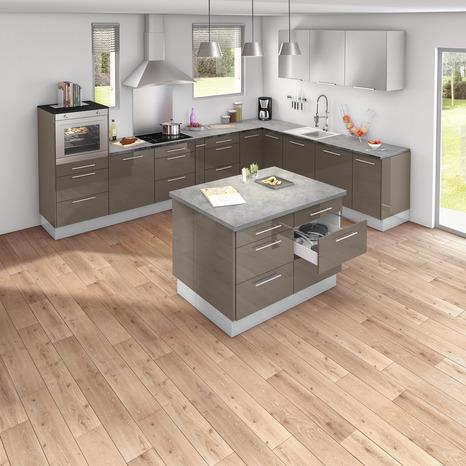 plan de travail lot central long 126 cm brico d p t. Black Bedroom Furniture Sets. Home Design Ideas