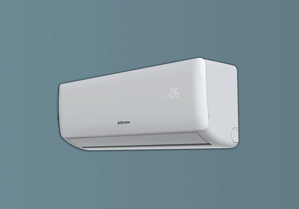 climatiseur r versible dc inverter confort 2 500 w 2 500. Black Bedroom Furniture Sets. Home Design Ideas
