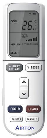 Climatiseur Réversible Dc Inverter Confort 5100 W Brico