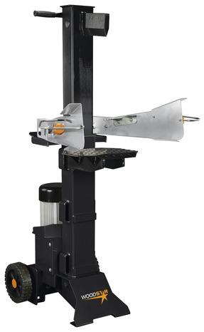 fendeur de b ches vertical pour coupe du bois 8 t brico. Black Bedroom Furniture Sets. Home Design Ideas