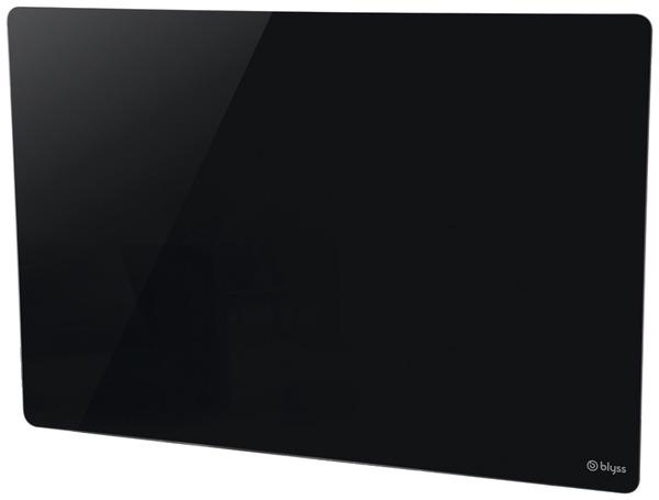 Radiateur à Inertie Sèche Maela Noir 2 000 W H 575 X L