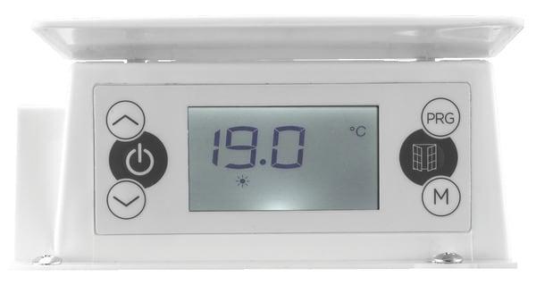 radiateur inertie s che maela blanc 2 000 w h 57 5 x l 85 cm brico d p t. Black Bedroom Furniture Sets. Home Design Ideas