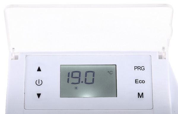 radiateur inertie s che ana ii 1500 w brico d p t. Black Bedroom Furniture Sets. Home Design Ideas