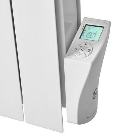 Radiateur à Inertie Sèche Zumba 1 000 W Haut 58 X Larg 55 Cm Blyss