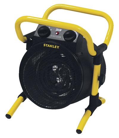 Chauffage Industriel Rond 2 000 W Stanley