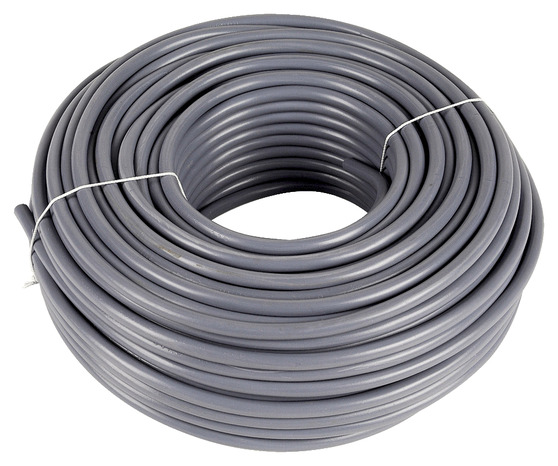 C ble souple gris h05vv f section 5mm2 brico d p t for Cable 3g2 5 brico depot