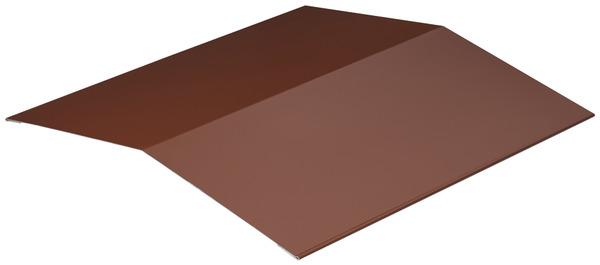 Fa ti re pour tuile repositionnable avec un rev tement en polyester de 25 colori rouge l 1 - Tuile faitiere brico depot ...