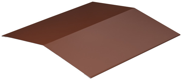 plaque repositionnable en acier galvanis imitation tuile. Black Bedroom Furniture Sets. Home Design Ideas