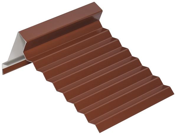 plaque repositionnable en acier galvanis imitation tuile 1 m2 colori rouge l 119 cm l 94. Black Bedroom Furniture Sets. Home Design Ideas
