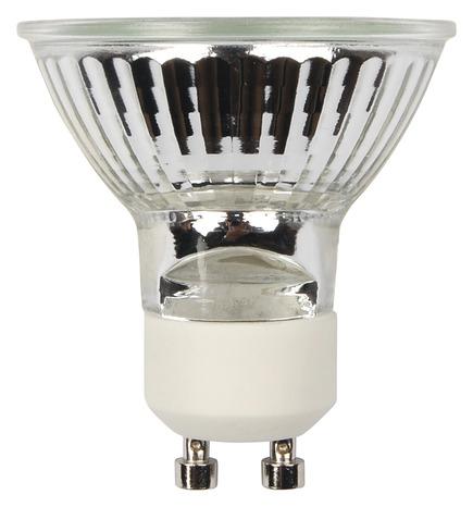 3 ampoules halog ne r flecteur gu10 spot 28w 35w brico d p t. Black Bedroom Furniture Sets. Home Design Ideas