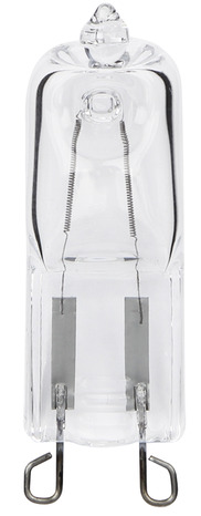 4 capsules halog ne g9 30w 40w le lot de 4 ampoules brico d p t. Black Bedroom Furniture Sets. Home Design Ideas