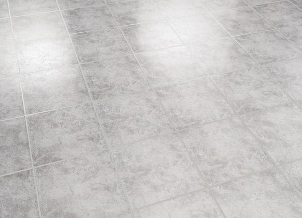 gris aspect marbré brillant pour carrelage h. 8 cm - brico dépôt