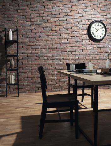 Plaquette de parement chester pour murs int rieurs et for Plaquettes de parement exterieur brico depot