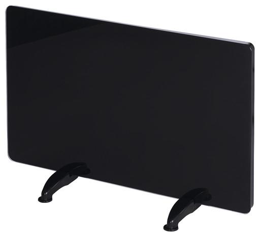 panneau rayonnant verre mobile 1500 w brico d p t. Black Bedroom Furniture Sets. Home Design Ideas