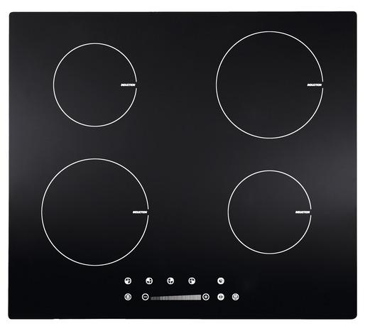 plaque induction 4 feux avec slider brico d p t. Black Bedroom Furniture Sets. Home Design Ideas