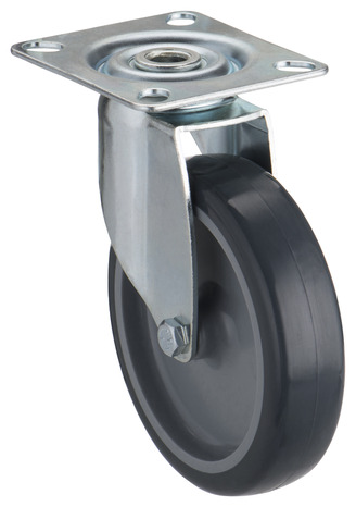 roulette 100 mm brico d p t. Black Bedroom Furniture Sets. Home Design Ideas