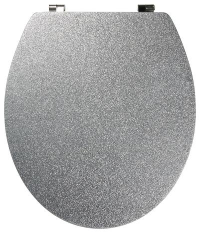 abattant nosara gris paillet gris l 39 abattant brico d p t. Black Bedroom Furniture Sets. Home Design Ideas