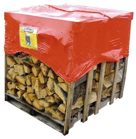 Bois de chauffage 600 kg b ches de 33 cm brico d p t - Fendeur de buche brico depot ...