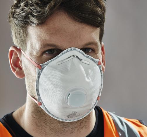 masque de respiratoire jetable