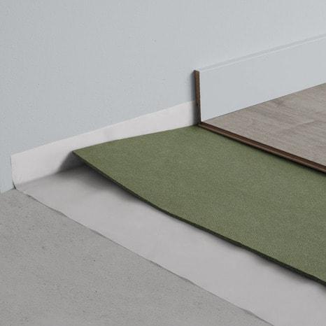 Isolant pour parquet flottant good juen profite with - Sous couche plancher chauffant ...