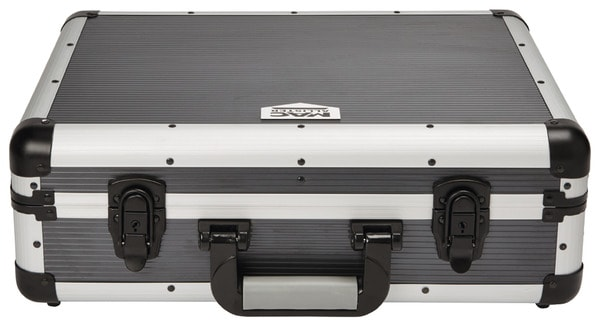 mallette organiseur aluminium brico d p t. Black Bedroom Furniture Sets. Home Design Ideas