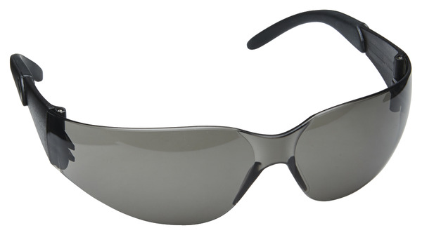 lunettes de protection polycarbonate verres teint s gris transparent brico d p t. Black Bedroom Furniture Sets. Home Design Ideas