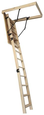 Escalier Escamotable En Bois Trappe De 60 Cm L 39 Escalier
