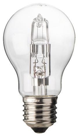 3 ampoules halog ne e27 46w 60w le lot de 3 ampoules brico d p t. Black Bedroom Furniture Sets. Home Design Ideas