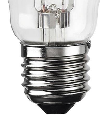 3 ampoules halog ne e27 77w 100w le lot de 3 ampoules brico d p t. Black Bedroom Furniture Sets. Home Design Ideas