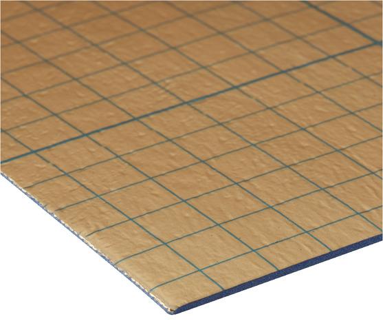 Sous couche sp ciale pour pose flottante de sols vinyle for Sous couche carrelage sol