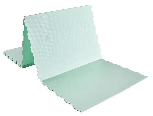 sous couche isolante thermique et acoustique brico d p t. Black Bedroom Furniture Sets. Home Design Ideas