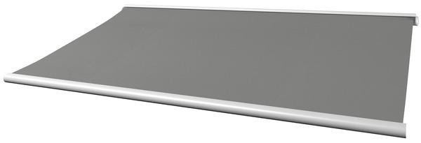 store banne motoris avec coffre toile acrylique 300 g m l 4 8 x l 3 m brico d p t. Black Bedroom Furniture Sets. Home Design Ideas