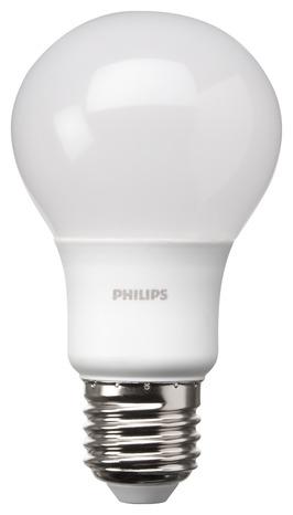 ampoule led standard e27 60 w 2700 k blanc chaud brico d p t. Black Bedroom Furniture Sets. Home Design Ideas