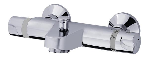 mitigeur thermostatique bain douche nf bain douche brico. Black Bedroom Furniture Sets. Home Design Ideas