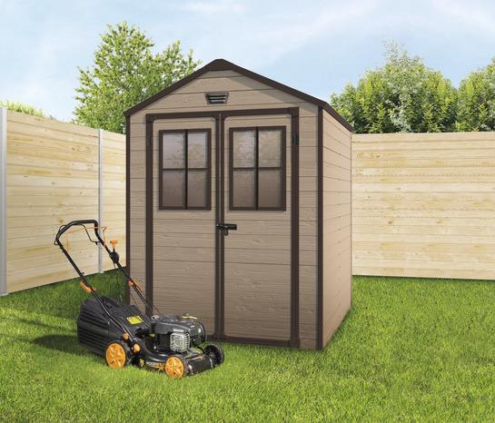 bois de chauffage brico depot latest abri jardin x. Black Bedroom Furniture Sets. Home Design Ideas