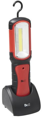 Baladeuse 280 Plastique Led Lm Rechargeable 5R34AjLq