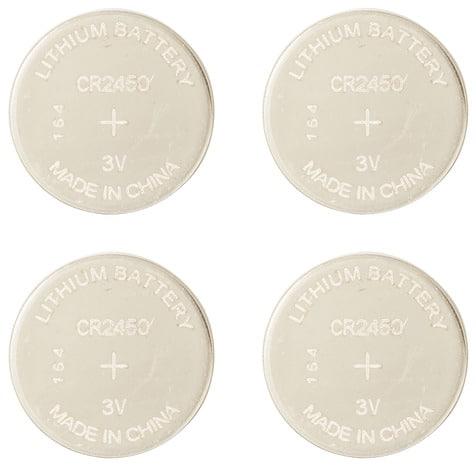 Pile bouton lithium 3v cr2450 cr2450 brico d p t - Pile cr2450 3v ...