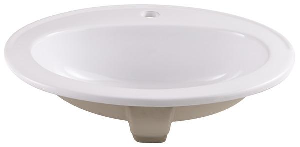 Vasque à Encastrer Tyne L 565 X H 185 X P 473 Cm