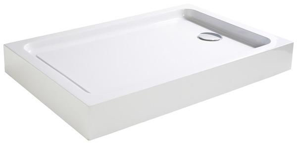 receveur acrylique 80 x 80 cm 80 x 80 cm brico d p t. Black Bedroom Furniture Sets. Home Design Ideas