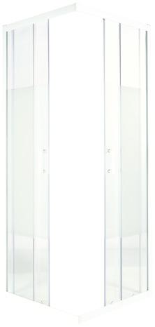 acc s d 39 angle droit onega h 190 x l 70 cm verre aspect d poli larg ext de 67 5 70 cm. Black Bedroom Furniture Sets. Home Design Ideas