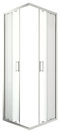Acc s d 39 angle droit beloya h 195 x l 70 cm verre for Brico depot niort 79000