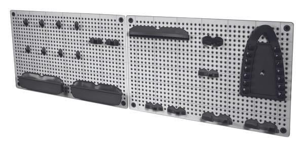 kit de panneaux porte outils brico d p t. Black Bedroom Furniture Sets. Home Design Ideas